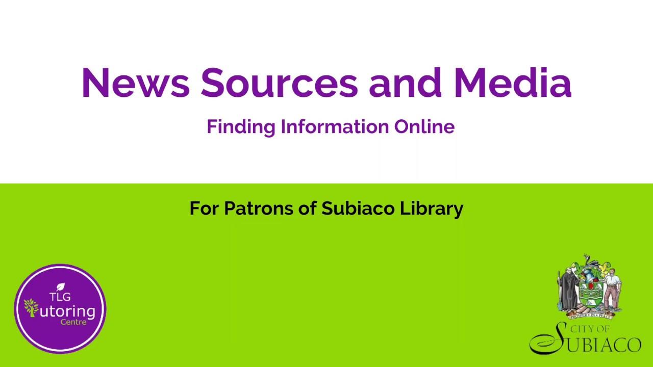 Subiaco Library: Digication by Teach learn Grow - News and ...
