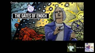 The Mysterious Gates of Enoch and the courses of the heavenly Luminaries