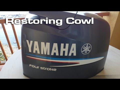 YAMAHA V6 Trim Cap Removal Tool 200 225 250 300 F200 F225 HPDI OX66 quatre temps