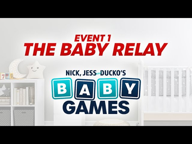 "Event 1 ""The Baby Relay"" 
