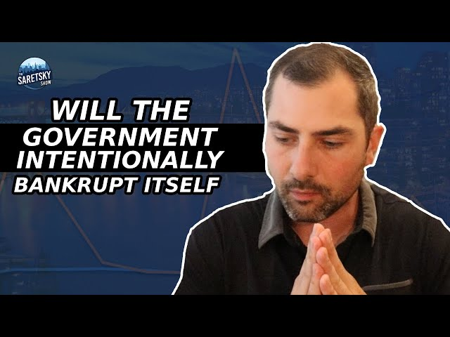 Will The Government Intentionally Bankrupt Itself?