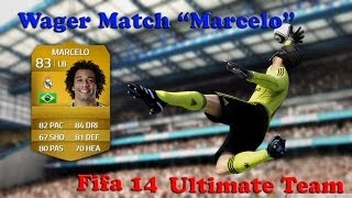 Fifa 14 - Wager Match - Marcelo