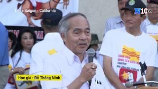 Đỗ Thông Minh: Trung Tướng Phạm Minh Chính Là Thủ Phạm Bàn Giao Đặc Khu Việt NAm Cho Trung Cộng ?