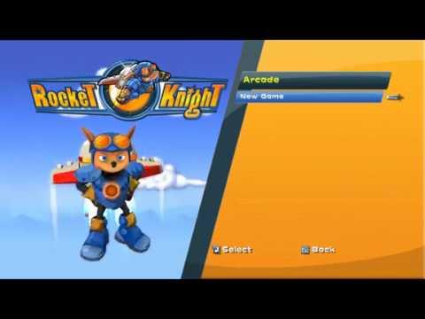 rocket knight 2010 gameplay - EdgE GaminG |
