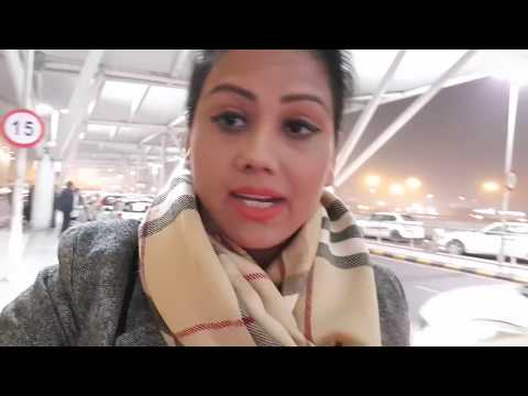 Airport Travel Tips-How To Travel First Time | Mamta Sachdeva Cabin crew/Airhostess/flight attendant