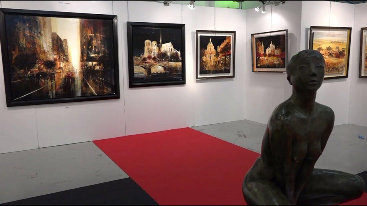 36me Salon dAutomne International de Lunville 2017 Invit dhonneur  JeanClaude BLIGNY