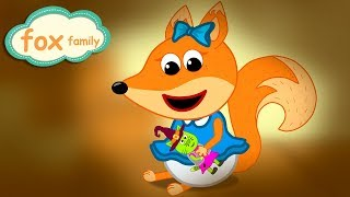Fox Family and Friends new funny cartoon for Kids Full Episode #186