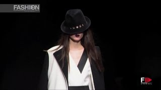 EMANUEL UNGARO Full Show Fall 2015 Paris by Fashion Channel