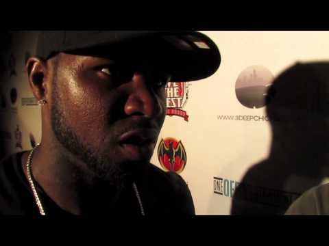 Devin Hester Interview with Gowhere Hip Hop
