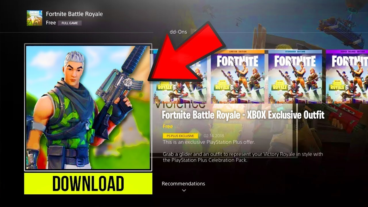 "*NEW* How To DOWNLOAD FREE!! ""XBOX Exclusive Outfit"" NEW ...
