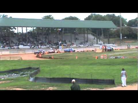 Historic Cleveland County Fairground Speedway