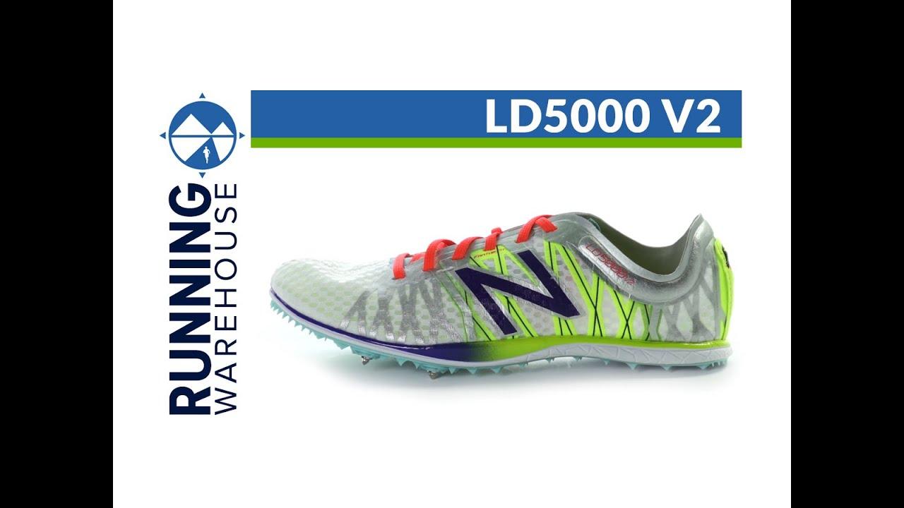 new balance ld5000v2 running spikes