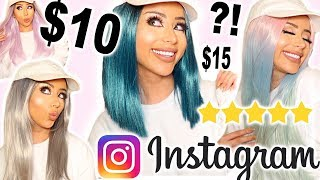 A VERY #EXTRA CHEAP WIG HAUL!