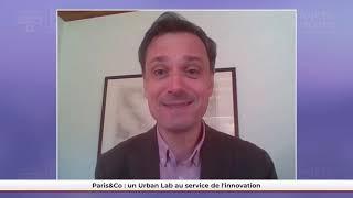 FPU LIVE - Paris&Co : un Urban Lab au service de l'innovation