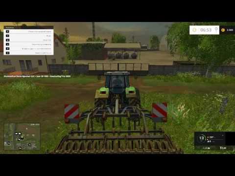 Farming Simulator 15 Ищем технику Дары Кавказа 1.4.1А