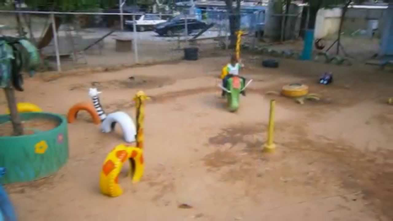 Parques ecologicos con neumaticos maracaibo venezuela - Como hacer un parque infantil ...