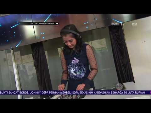 Ardina Rasti Rilis Lagu Terbaru Sebagai DJ