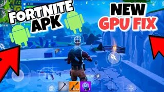 How to Download Fortnite On Android | New Fortnite Incompatible Fix Android | GPU Fix