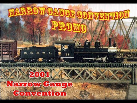 The 2001 Salt Lake City Narrow Gauge Convention Promo