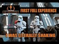 """Rise of the Resistance Full Ride My First Experience """"I WAS LITERALLY SHAKING"""""""