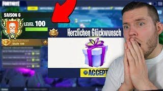 was passiert nach LEVEL 100 in der SEASON 6?