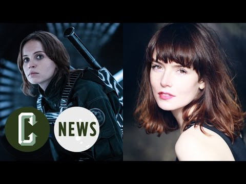 Star Wars: Rogue One Actor Valene Kane Confirmed as Jyn Erso's Mother | Collider News