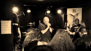 PUTRID OFFAL : Mortuary Garland live at Roselaere 23 May 2015