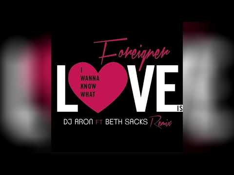 Dj Aron Feat. Beth Sacks - I Wanna Know What Love Is (Luis Erre Official Remix)