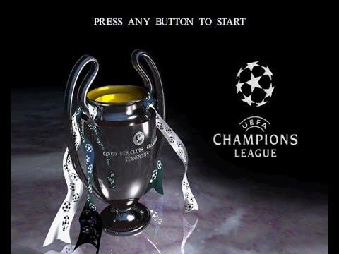 UEFA Champions League - Season 1998/1999 (PS1) - Longplay