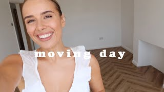 MOVING IN TO THE NEW HOUSE + EMPTY APARTMENT TOUR | Hello October Moving Vlogs
