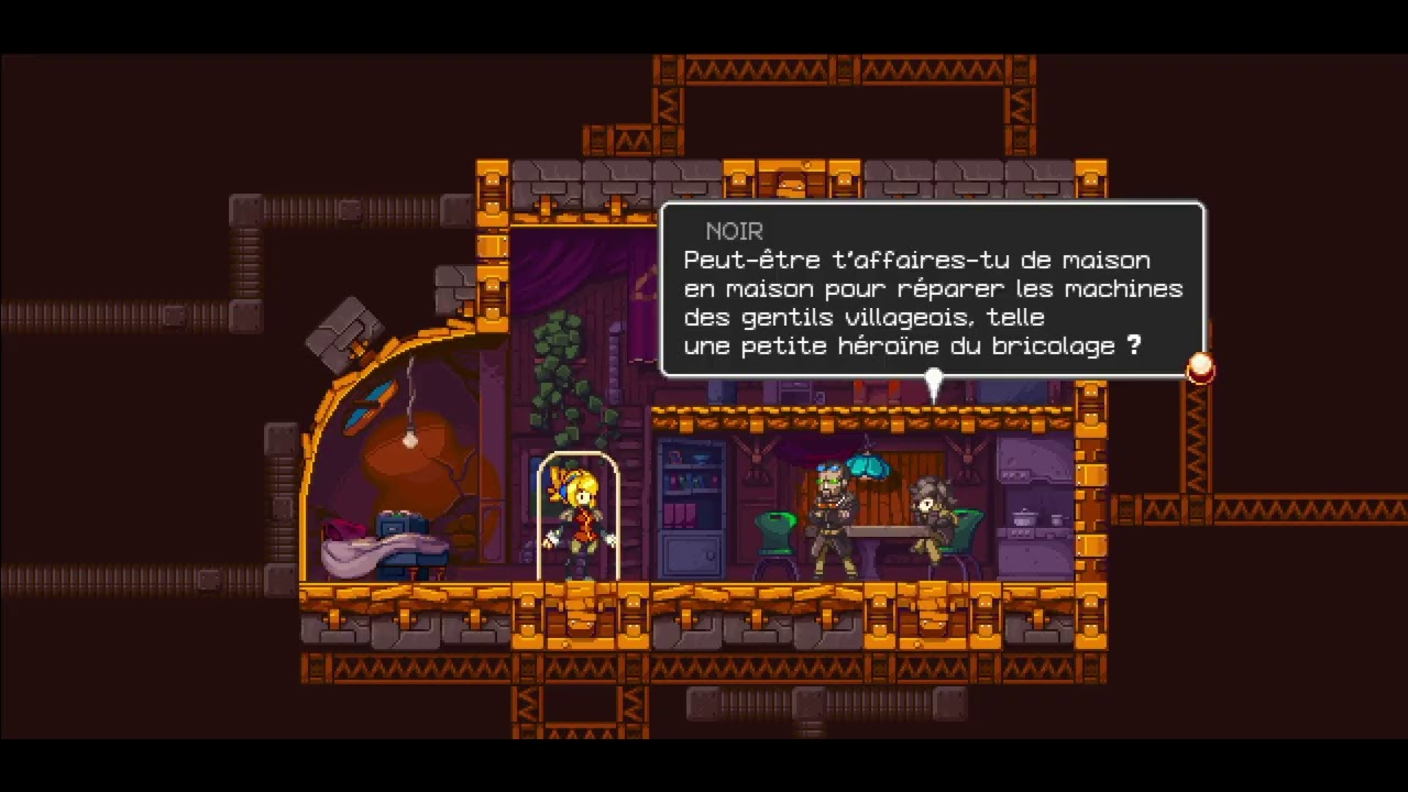 Iconoclasts Un Jeux Mature 2d Lets Go Lets Play Ep1