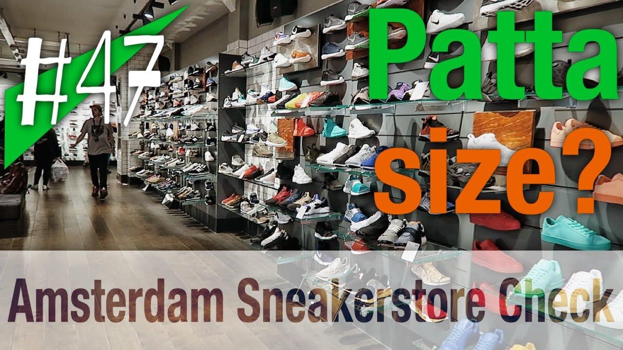 47 - AMSTERDAM SNEAKER STORE CHECK