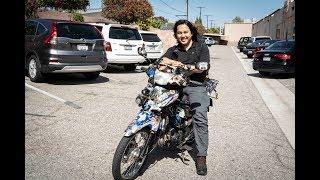 'Phượt thủ chính hiệu': Chàng trai Việt đi vòng quanh thế giới bằng xe gắn máy