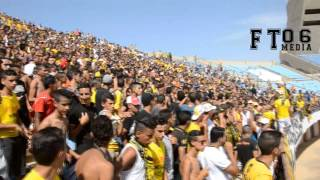 ULTRAS FATAL TIGERS : Ambiance  du match  MAS vs WAC - 14/09/2014  1080p  HD