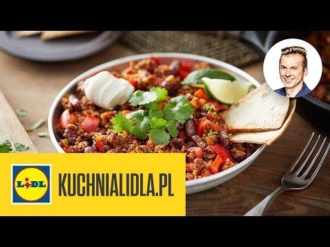Chili Con Carne Karol Okrasa Kuchnia Lidla Youtube