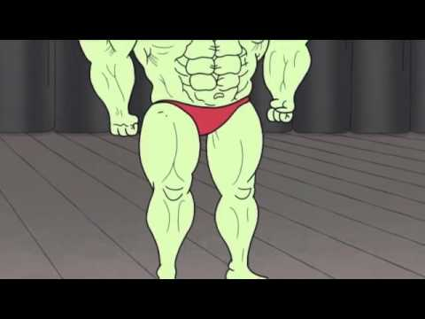 Muscle Man Bodybuilding Episode