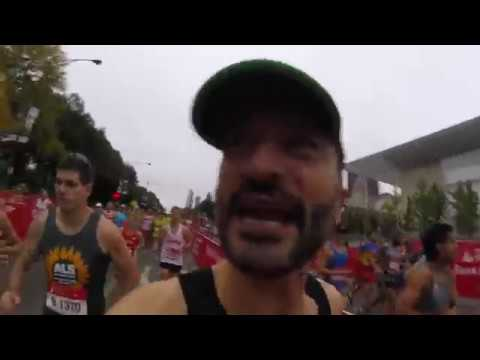 Bank of America CHICAGO MARATHON 2018 // Race VLOG // Motivation // Massive PB!