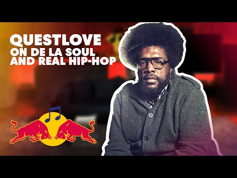 Questlove from The Roots Lecture (Seattle 2005) | Red Bull Music Academy