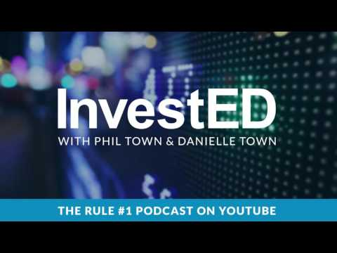 Looking For Events and Buying Companies That Are on Sale- InvestED: The Rule #1 Podcast Ep.