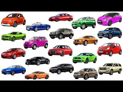 Car Models List  Complete list of all car models
