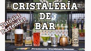 CRISTALERIA / GLASSWARE / VASOS Y COPAS / BARTENDER