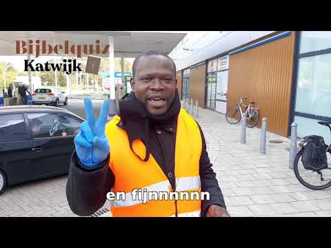 Doe mee met Bijbel Quiz Katwijk