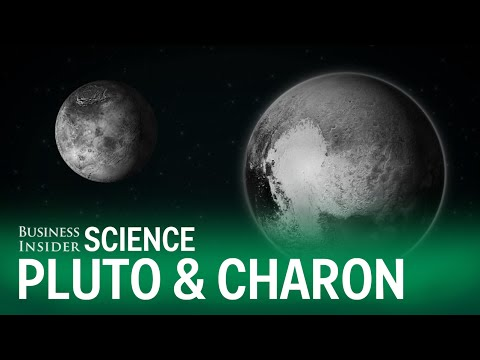 Pluto And Charon: A Love Story