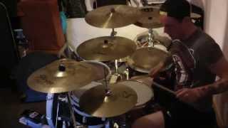 Stephen Reilly - Smashing Pumpkins - Geek U.S.A  (Drum Cover)