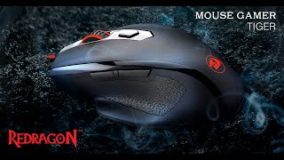 Mouse Gamer Tiger M709 by Redragon