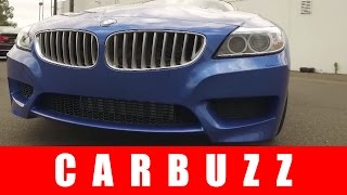 2016 bmw z4 unboxing review a proper porsche 718 boxster fighter
