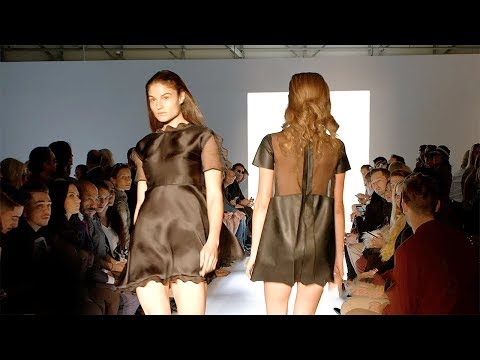 Chelsea Ma | Spring Summer 2018 Full Fashion Show | Exclusive