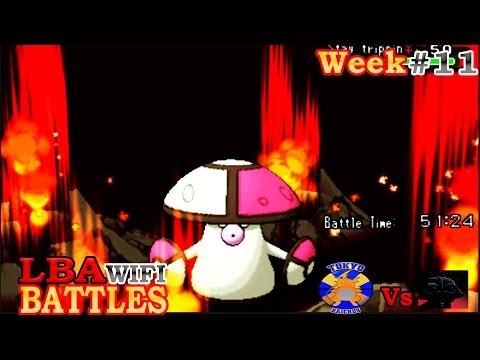 """Pokemon ORAS Wifi Battle LBA Week #11 (6-3) vs Asunción Ampharos (6-4) """"Delta's Top Newcomer """""""