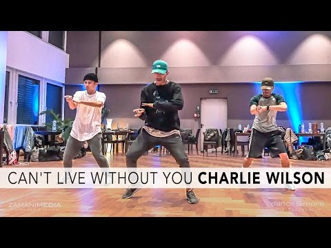 Can't live without you by Charlie Wilson / Kimbo / Tanzschule Dance & More Essen (4K)