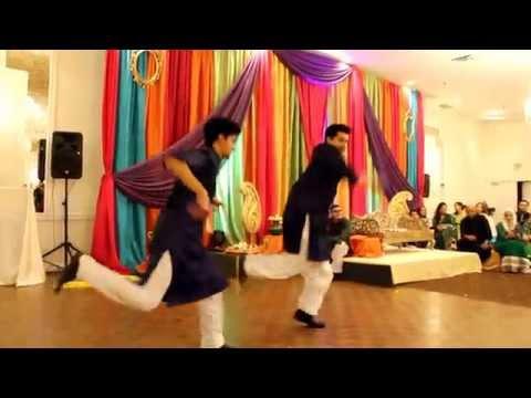 Saad and Anum - Best Mehndi Dance of 2015